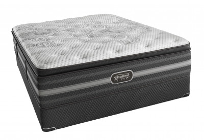 Simmons BeautyRest Black Series Katrina Luxury Firm Pillow Top