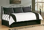 Zebra Daybed Comforter Set