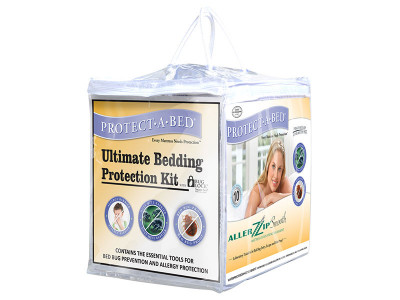 Protect-A-Bed Ultimate Protection Kit