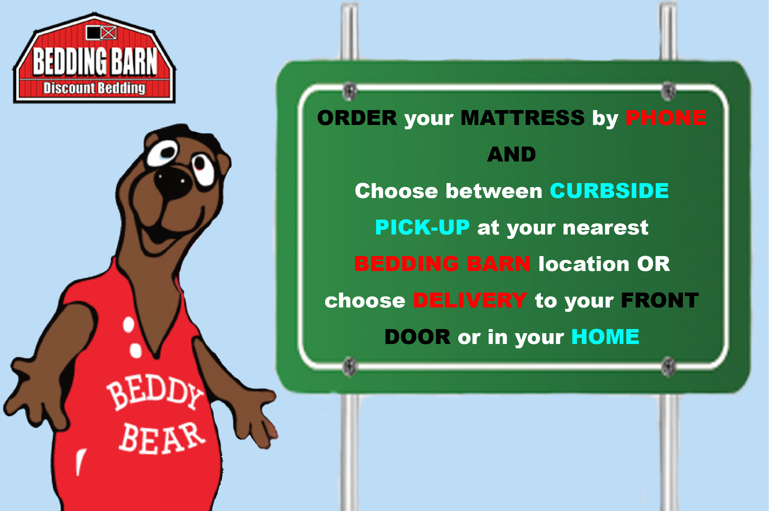 Curbside & Delivery